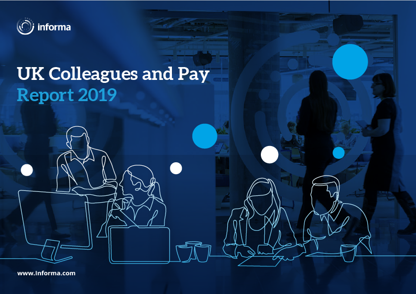 Informa UK Colleagues and Pay Report 2019