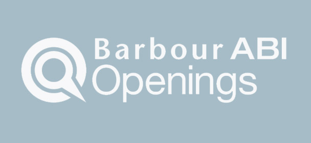 Barbour ABI Openings