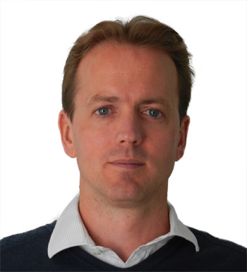 Head of Investor Relations, Richard Menzies-Gow
