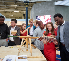 2019  Informa Graduates and Informa Market's Decorex event