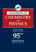 CRC Handbook of Chemistry and Physics, 96th Edition