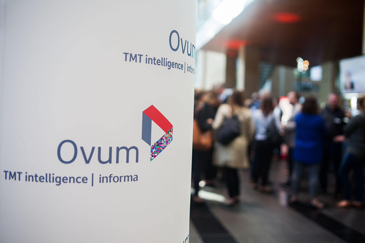 Ovum's new office in San Francisco