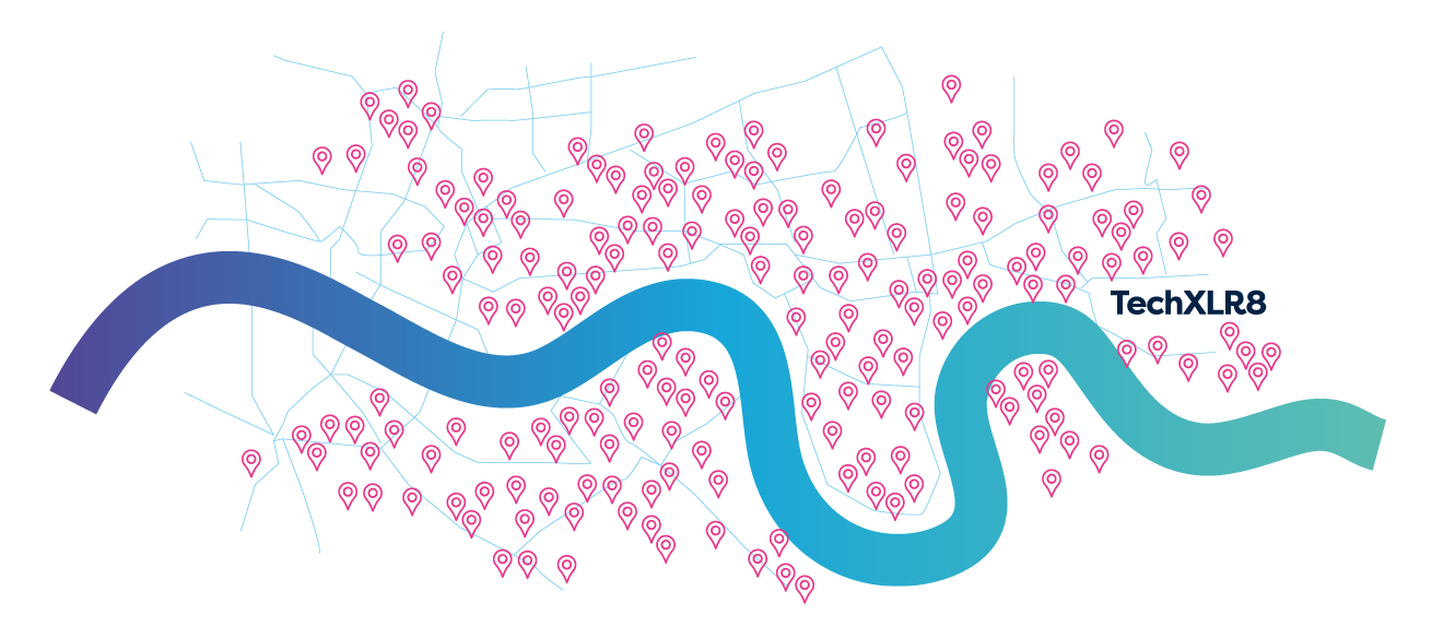 events in london map