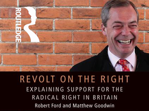 Revolt on the Right: Explaining Support for the Radical Right in Britain