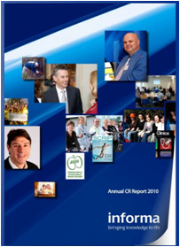 Corporate Responsibility Report 2010