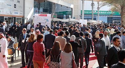 Click to see how Global Exhibitions has developed