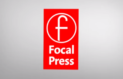 click to watch a video about Focal Press