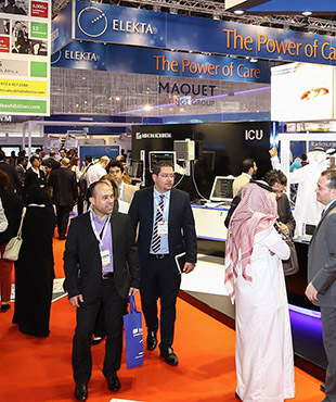 Click to find out more about Global Exhibitions