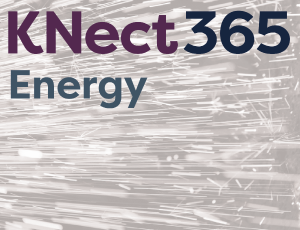 Click to learn more about KNect365 Energy vertical