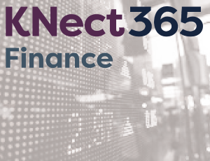 Click to learn more about KNect365 Finance vertical