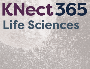 Click to learn more about KNect365 Life Science vertical