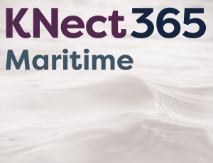 Click to learn more about KNect365 Maritime vertical