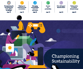 2019 Sustainability Report image